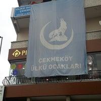 Photo taken at Cekmekoy Ulku Ocakları by Korhan Ç. on 11/16/2014