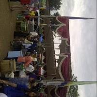 Photo taken at Lapangan Samber by Gilang P. on 7/17/2013