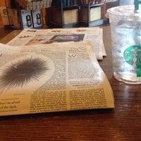 Photo taken at Starbucks by isaac g. on 6/22/2014