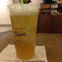 Photo taken at Starbucks by isaac g. on 7/23/2014