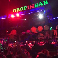 Photo taken at Drop In Bar by Elena on 12/25/2016