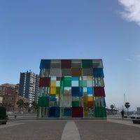4/24/2018にElenaがCentre Pompidou Málagaで撮った写真