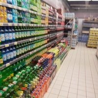 Photo taken at Carrefour Market Ksar Said by Zyed on 5/21/2017
