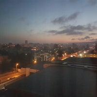Photo taken at Sheraton Oran by Zyed on 10/16/2017