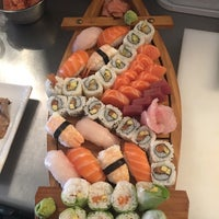 Photo taken at Sushi Bar by Yonnie L. on 6/6/2017