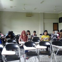 Photo taken at Gedung M 3.1 by VeQueen on 11/18/2013
