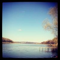 Photo taken at Кордон by Анна С. on 5/3/2013