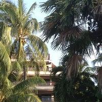 Photo taken at Le Tong Beach Hotel Phuket by Александра Л. on 3/4/2013
