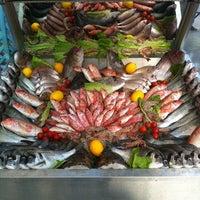 Photo taken at Mavra Restaurant by Sayın E. on 3/29/2013