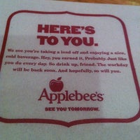 Photo taken at Applebee's by Mike J. on 3/11/2013