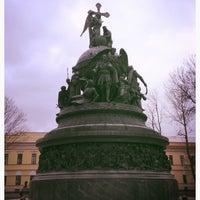 Das Foto wurde bei Novgorod Kremlin von Svetlana💋 am 4/20/2013 aufgenommen