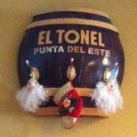 Photo taken at El Tonel by Vivian V. on 12/16/2012