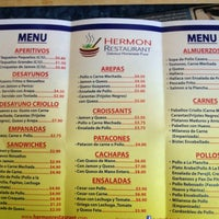 Photo taken at Hermon Restaurant by Pedro PF B. on 7/15/2013