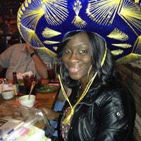 Photo taken at Lupe Tortilla - Houston Heights by Avryl S. on 1/19/2013