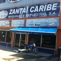 Photo taken at Zantai Caribe, Maquinarias Y Repuestos by Rubén P. on 12/11/2012