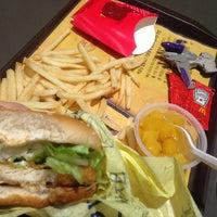 Photo taken at McDonald's by Jeeye C. on 3/5/2013