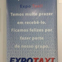 Photo taken at Expotaxi by Robson J. on 7/23/2013