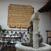 Photo taken at El Sabor de Oaxaca by Adrian M. on 3/1/2013