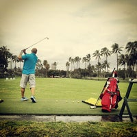 Photo taken at Waialae Country Club by Johnelle S. on 1/29/2013