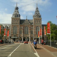 Photo taken at Rijksmuseum by Arjan H. on 5/19/2013