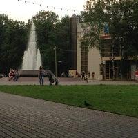Photo taken at Фонтан в парке Толстого by Иван Л. on 7/6/2013