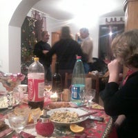 Photo taken at Șcheia by Diana S. on 12/25/2012