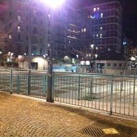 Photo taken at Piazza Gramsci by Margherita B. on 12/11/2012