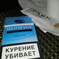 Photo taken at Park Cafe by Ирада Ф. on 1/19/2013