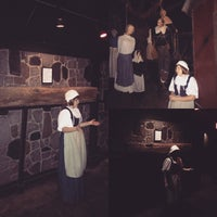 Photo taken at Witch Dungeon Museum by Dave B. on 7/10/2017