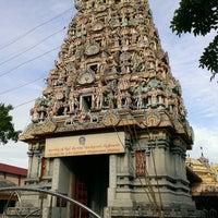 Photo taken at Sri Sithi Vinayagar Temple by ML M. on 8/2/2013