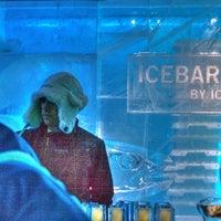 Photo taken at Icebar CPH by Pat C. on 12/11/2014