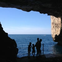 Photo taken at Grotte Di Nettuno by Mario D. on 8/17/2013
