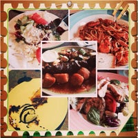 Photo taken at MR. GREEK Mediterranean Grill by John Paul I. on 3/8/2014
