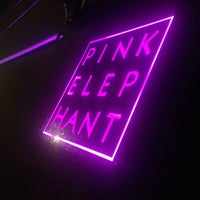 Photo taken at Pink Elephant by João S. on 10/17/2015