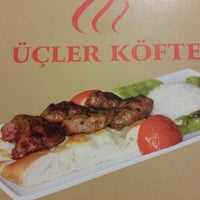 Photo taken at Üçler Restaurant by Melih A. on 11/21/2013