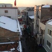 Photo taken at Sığınak Cafe by Gamze Ş. on 1/9/2013