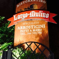 Foto scattata a Largo del Mulino da Anna G. il 7/28/2015