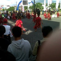 Photo taken at Area Parkir Manado Town Square by Vikar D. on 2/7/2013