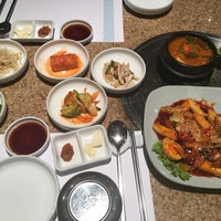 Photo taken at Da On Fine Korean Cuisine by Peiyue on 3/10/2017
