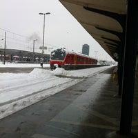 Photo taken at Železniška postaja Ljubljana / Train Station by Sani D. on 2/23/2013