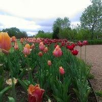 Photo taken at Reiman Gardens by Jon M. on 5/22/2013