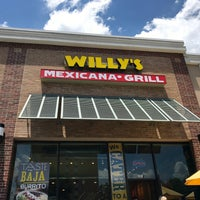 Photo taken at Willy's Mexicana Grill #6 by Lindy F. on 6/9/2017