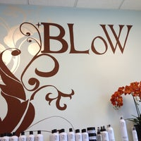 Photo taken at Blow, Inc. by Lindy F. on 1/23/2013