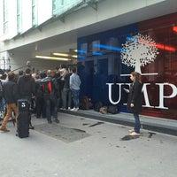 Photo taken at UMP - Union pour un Mouvement Populaire (UMP) by Kevin B. on 6/10/2014