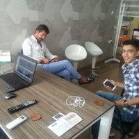 Photo taken at Hoşhan Büro by Kasım Tuna H. on 7/22/2013
