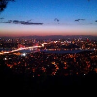 Photo taken at Big Çamlıca Hill by Sibel Ö. on 5/31/2013