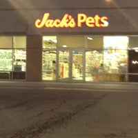 Photo taken at Jack's Pets by Anneli M. on 1/31/2012