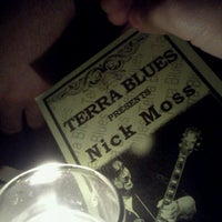 Photo taken at Terra Blues by Paulo O. on 11/18/2011