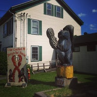 Photo taken at Perry's Nut House by Michael L. on 7/9/2014