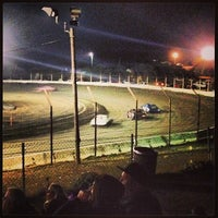 Photo taken at Barona Speedway & Dragstrip by Michael L. on 10/13/2013